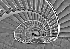 Mercure Hotel - Aachen -GERMANY (Zana Suran) Tags: staircase aachen hotel mercure mercurehotel germany deutschland bw eskailera стълбище 樓梯 portaikko escalier גרםמדרגות scala 階段 escala 계단 kāpnes laiptinė trappenhuis klatkaschodowa escadaria scară лестница trappa стубиште stopnišče escalera schodiště сходи lépcső σκάλα treppe