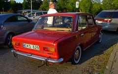 Lada (Jolita Kievišienė) Tags: old zhiguli lada soviet russian classic lietuva lithuania