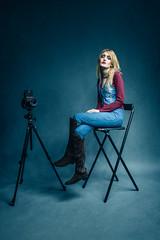 Curso de iluminación para el retrato (jmsoler) Tags: 2018 portrait color nikkor2470mmf28 zaragoza mujer girl trabajo godooxwitstroad200 mamiyarb67 woman retrato gente jmsoler fotrmación nikond800 españa estudio