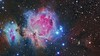 The Great Orion Nebula (2018) (kees scherer) Tags: messier 42 orion nebula great ngc1999 43 trapezium astro astrophotography nevel hydrogen ha pixinsight running man