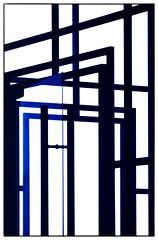 Door (Armin Fuchs) Tags: arminfuchs art church augustinerkirche würzburg glass blue