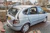 20180118-3061 (Sander Smit / Smit Fotografie) Tags: stationsstraat appingedam parkeerplaats muur schade auto pech schuur