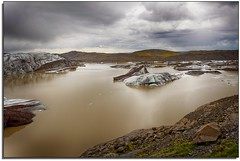 Svínafellsjökull HDR (mathieu_veron) Tags: iceland islande nikon nikond3200