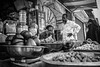 Spice Business | Hyderabad | India (gaalvarezc) Tags: bazar charminar street streetphotography stphotographia streetfood bw blackwhite blackandwhite black white people india hyderabad spice market business food unexpected canon culture