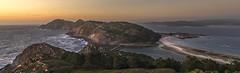 Sunset in Cies Islands (GC - Photography) Tags: atardecer sunset ocean sky sea rocks gcphotography islascies cies vigo galicia españa spain nikon d500 tokinaaf1116f28 pontevedra landscape seascape paisaje parquenacional nationalpark panorama panoramic
