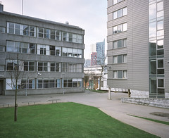 Campus (@davidflem) Tags: plymouth devon mamiya mamiya7 65mm 120film 6x7 mediumformat istillshootfilm fujifilm fujipro400h