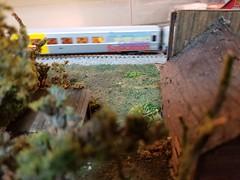 VIA Coach (Trains By Perry) Tags: hoscale ho hotrak viarailcanada via canada150 6402