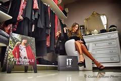 IT GIRL (abbigliamento AL) (Gianni Armano) Tags: it girl alessandria abbigliamento modella gaia foto gianni armano photo flickr