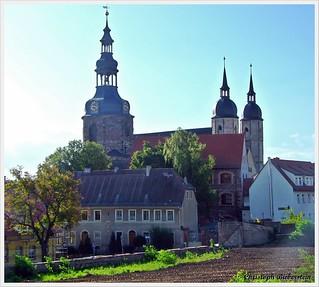 Andreaskirche in der Lutherstadt Eisleben
