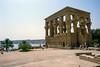 Kioske of Phylae, Aswan (bruno vanbesien) Tags: aswan egypt misr temple أسوان eg