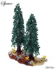 Spruce (Emil Lidé) Tags: lego moc bonsai tree spruce