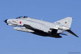 Japan Air Self Defence Force, McDonnell Douglas F-4EJ Kai Phantom II, 87-8404.