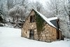 Cominac (Ariège) (PierreG_09) Tags: ariège pyrénées pirineos couserans ercé cominac hiver neige montagne grange cabane redan pasdoiseau pathscaminhos pignonàredent pasdemoineaux
