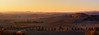 Atardecer en la Toscana... (Panorama) (protsalke) Tags: toscana sunset colors beautiful calm tuscany italy warm sun light sky atardecer colores calido