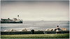 Telefonat am Hafen (m.artin k.) Tags: hafen frankreich france lehavre normandie meer mer mare sea atlantik atlantic ozean lighthouse leuchtturm schiff