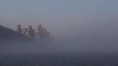 магла над Дунавом 3 (зоок) Tags: nikond80 nikonafnikkor70300mm1456g dunav tvrđava srbija danube fortress serbia magla fog plavo blue