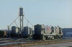 SBD U30B 2509 (Chuck Zeiler) Tags: sbd seaboardsystem u30b 2509 railroad ge locomotive atlanta train chuck zeiler chz