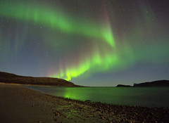 aurora in tromso (Omi PJ Kuo) Tags: aurora 極光 northenlight norway em10 omd olympus 714mm m43