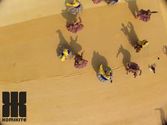 Indian dancers on the Venue (KomiKite) Tags: komi komikite kite kiteaerialphotography kiteaerialhungary aerial aerialphotography aerialphoto aerialindia dance dancers india indian shadows gujarat ahmedabad papírsárkány papalotes pipa papírsárkányoslégifotó drachen tánc
