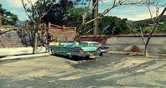 Sunday Patio (gpholtz) Tags: diorama miniatures 118 diecast 1959 mercury parklane