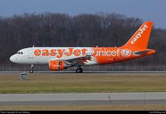 G-EZIO, EasyJet, Airbus A319-111, cn 2512 (Lars-Rollberg.com) Tags: airbusa319111 easyjet gezio gva genevaairport lsgg switzerland cn2512 unicef