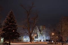 Dundee IL. Feb 17-2018. (Estrada77) Tags: snow dundeeil winter outdoors feb2018 nikon d500 nightphotography