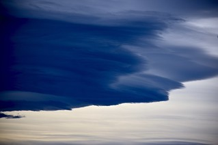 Leaning In:  Pacific Storm Winds Encounter Polar Winds