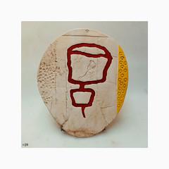 """Morphogramme"". T VI. 1999 © S.A (Maelström Bordelum - © S.A) Tags: peinture peintures frenchpainter frenchpainting frenchriviera sylvestreanasse sylanasse sylanassebook ceramique ceramiques ceramics ceramic ceramicart ceramicarts ceramiche keramikk keramik keramika frenchceramic woodfireceramics ceramicartist mixedmediaceramics mixedmedia"