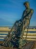 New Bronze--DSC07843--Fisherman's Wharf, Monterey, CA (Lance & Cromwell back from a Road Trip) Tags: montereyfishermanswharf fishermanswharf monterey montereypeninsula montereycounty california roadtrip 2017 sony sonyalpha a77ii dt1650mmf28