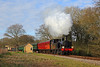 Smallbrook Junction (Treflyn) Tags: lswr adams o2 class 044t w24 calbourne departs from smallbrook junction station isle wight isleofwight steam railway tle time line events photo charter