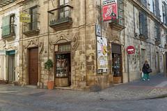 """jlvill  064  Serie esquinas  """"Alimentacion"""" (jlvill) Tags: urbanas urbana calle callejeras esquinas tiendas tiendatradicional comercios 1001nights 1001nightsmagiccity"""