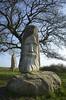 Saint Gonnery / Goneri (Martine LB) Tags: lavalléedessaints martinelebiannic carnoët 22 côtesdarmor saintgonnery gonnery goneri sculptures