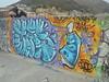 creme de la creme (en-ri) Tags: sbab indaco nero arancione lilla genova zena wall muro graffiti writing bomboletta spray can 2017