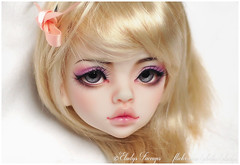 DIM Larina for Edenwolfish (Eludys) Tags: bjd doll abjd faceup makeup commission dim dollinmind mind larina