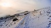 Ridge to Mam Tor (henry beevers) Tags: mam tor snow winter peak district national park landscape scene cold