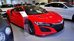The Leven Car Company Edinburgh (mwalenczewski) Tags: leven car company edinburgh supercars exoticcars honda nsx acura