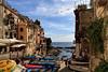Liguria - Cinque Terre - Harbour at Riomaggiore - 2 (JimP (in Sarnia)) Tags: italy tuscany cinque terre riomaggiore harbour