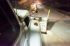 @20180112-D5 PlowingUS33-38 (OhioDOT) Tags: district5 odot plow ridealong route33 salt six snow storm plowing truck
