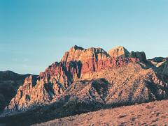 Red Rock 2 (richyeang) Tags: bronica etrs kodak portra160 red rock canyon thefindlab 120 medium format film analog