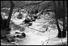 A río revuelto... #Avila (cristinatiad) Tags: blackandwhite blancoynegro river water canon neutraldensity