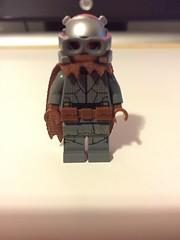 DC's Owlman (Raymond) (Numbuh1Nerd) Tags: lego purist custom superheroes minifigures outsiders network