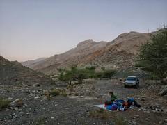 Morning somewhere near Jebel Shams.