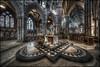 Lichfield Cathedral (Darwinsgift) Tags: lichfield cathedral interior hdr laowa 12mm zero d nikon d850