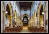 St Mary's Chuch Nave Looking East (veggiesosage) Tags: leicestershire fujifilm fujifilmx20 x20 walk meltonmowbray church stmarys grade1listed