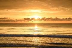 Thai sunset (sarah_presh) Tags: sunset sunny evening afternoon dusk light sun sunshine sea coast thailand khaolak khukkhakbeach beach waves nikond750 nikon24120 cloud seascape ocean water thai ndgrad leefilters ndgradfilter takuapa bright