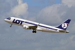 LOT Polish Airlines SP-LIL Embraer ERJ-175LR (ERJ-170-200 LR) cn/17000306 @ EDDL / DUS 16-06-2017 (Nabil Molinari Photography) Tags: lot polish airlines splil embraer erj175lr erj170200 lr cn17000306 eddl dus 16062017