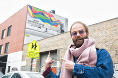 HBO - High Maintenance (Always Hand Paint) Tags: 2018 b146 bensinclair brooklyn hbo hbocomplete highmaintenance highmaintenancecomplete newyork ooh tvmovie williamsburg winter actor advertising alwayshandpaint colossal colossalmedia complete final handpaint mural muraladvertising outdoor portrait skyhigh skyhighmurals