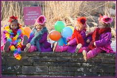 Kinderkarneval ... (Kindergartenkinder) Tags: kindergartenkinder annette himstedt dolls sanrike tivi gruga grugapark essen karneval fasching annemoni milina kostüm