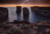 When The Sun Goes Down || GREAT OCEAN ROAD || AUSTRALIA (rhyspope) Tags: australia aussie vic victoria great ocean road night astro nature rhys pope rhyspope canon 5d mkii sea water long exposure stars sky color colour cliff princetown port campbell melbourne trip roadtrip adventure explore