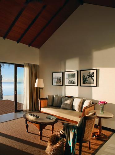 Beach Villa - Living Area